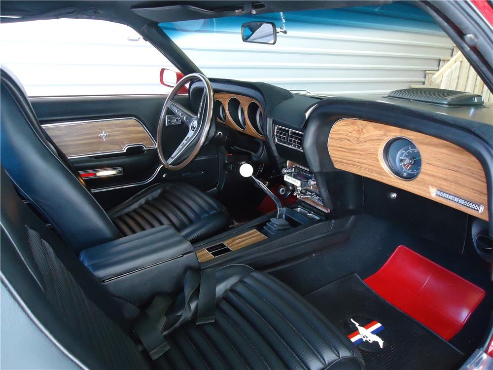 1969 Ford Mustang Mach 1 Fastback 181365