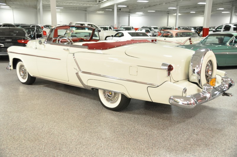 1953 OLDSMOBILE 98 CONVERTIBLE - Rear 3/4 - 181377