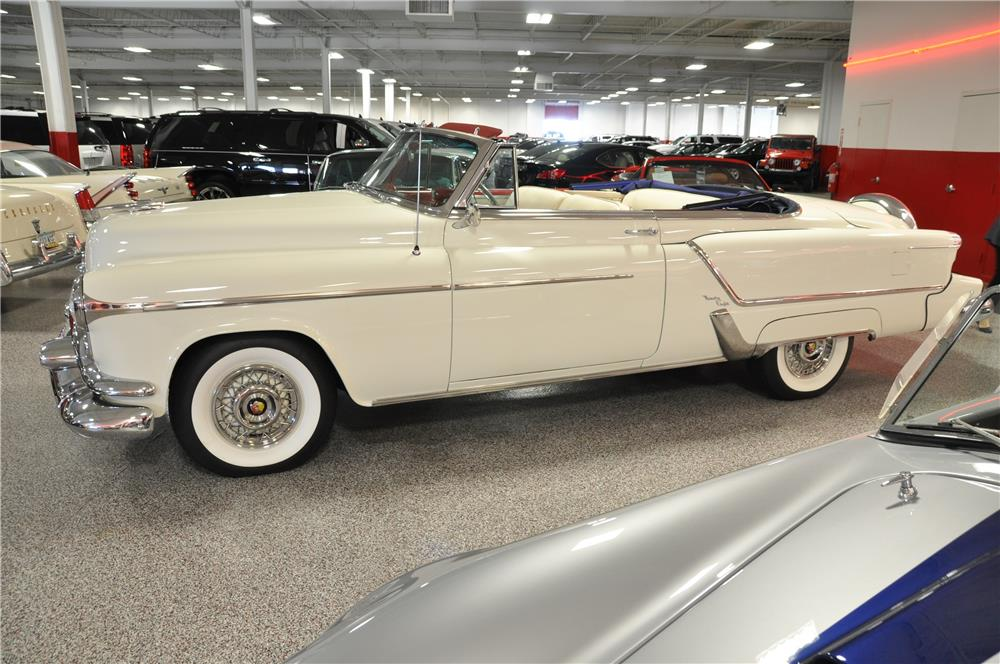 1953 OLDSMOBILE 98 CONVERTIBLE - Side Profile - 181377