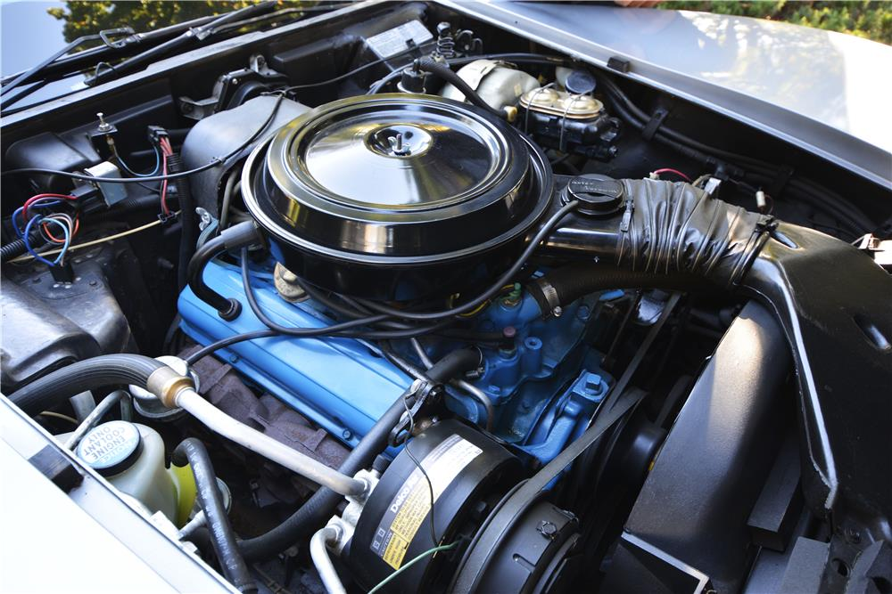 1978 CHEVROLET CORVETTE - Engine - 181396