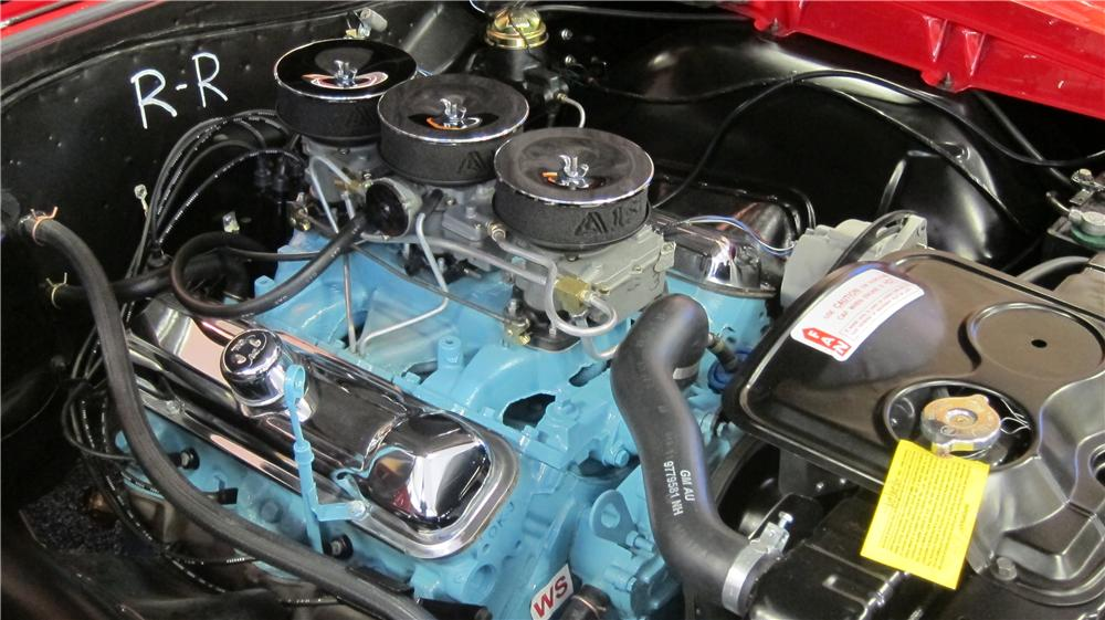 1965 PONTIAC GTO - Engine - 181404