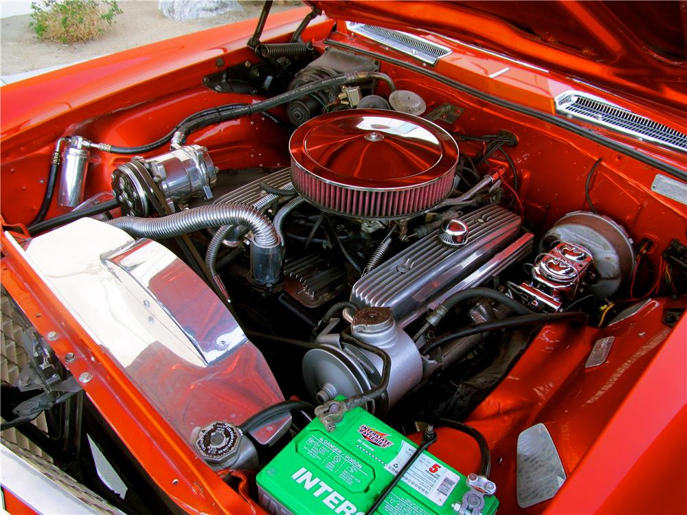 1965 BUICK RIVIERA CUSTOM - Engine - 181408