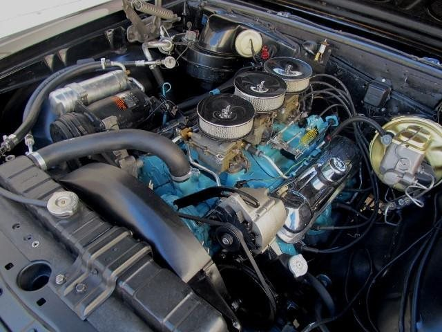 1965 PONTIAC GTO - Engine - 181410