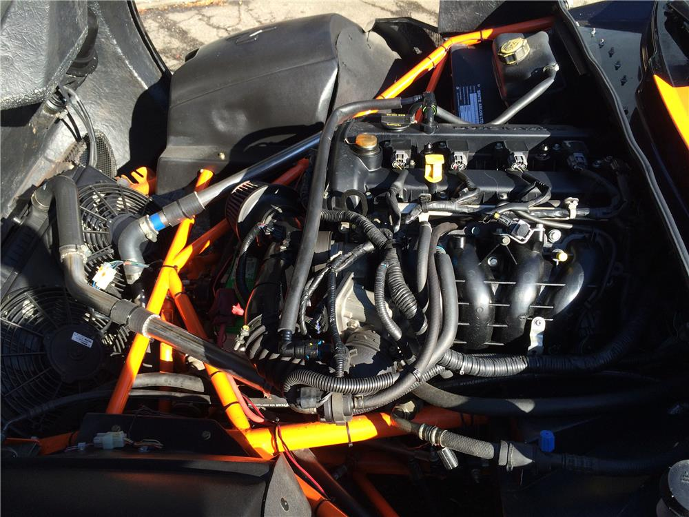 2011 ZOLFE ROAD ROCKET COUPE - Engine - 181415