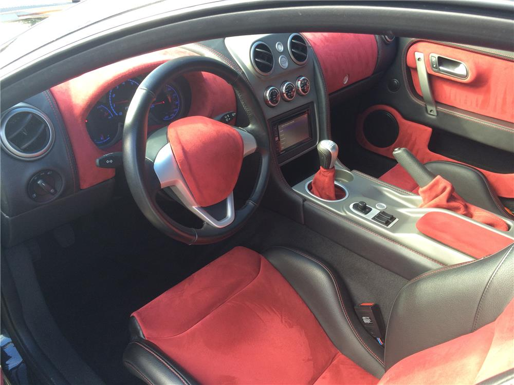 2012 PERANA Z ONE COUPE BY ZAGATO - Interior - 181417