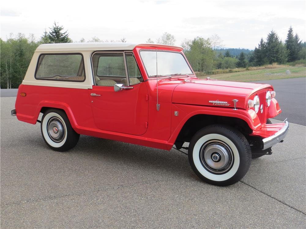 Eclipse Las Vegas >> 1970 JEEP JEEPSTER COMMANDO 4X4