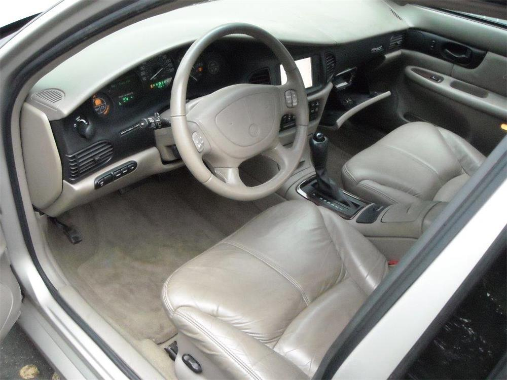 "1999 BUICK REGAL ""CIELO OPEN AIR"" CONCEPT - Interior - 181452"