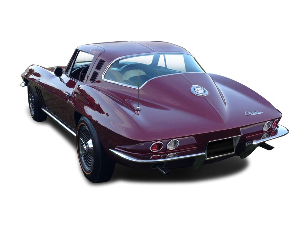 1965 CHEVROLET CORVETTE - Rear 3/4 - 181468