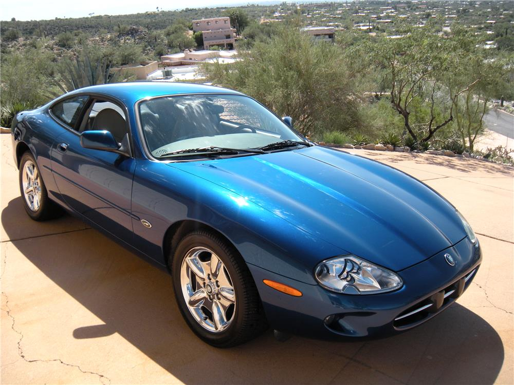 Clean Cars And Credit >> 1997 JAGUAR XK8 COUPE - 181482