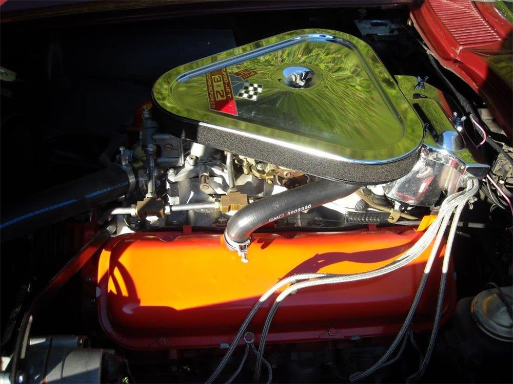 1967 CHEVROLET CORVETTE - Engine - 181483