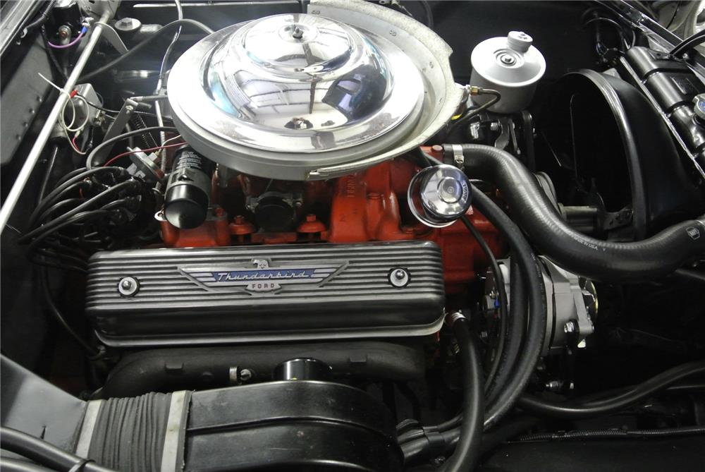 1955 FORD THUNDERBIRD CONVERTIBLE - Engine - 181484