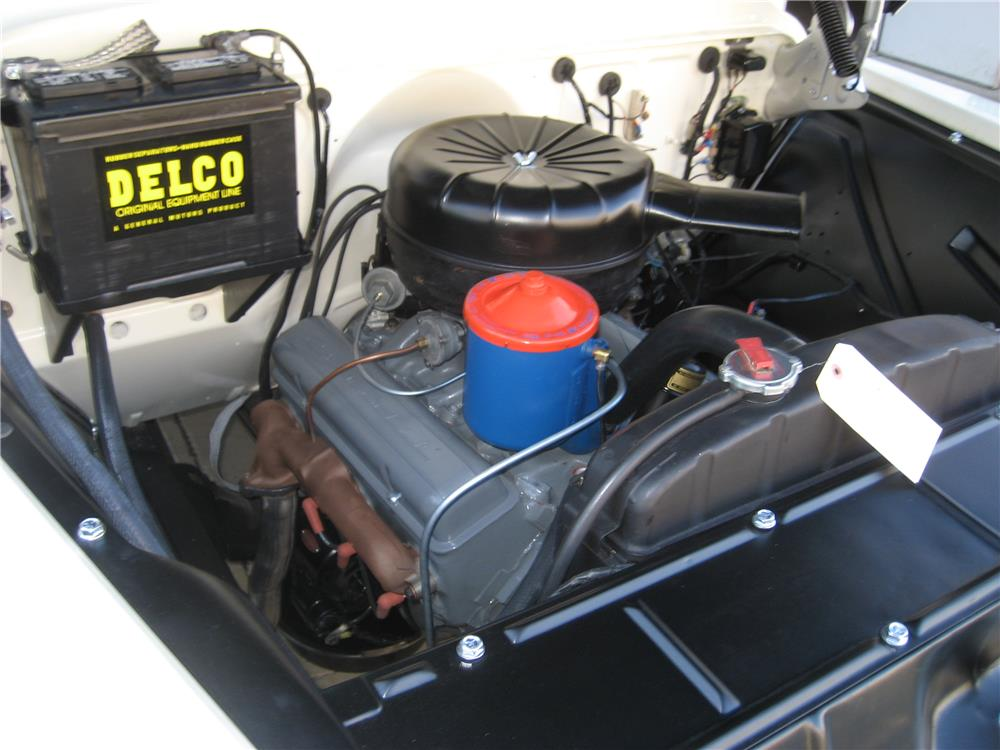 1955 CHEVROLET CAMEO PICKUP - Engine - 181543