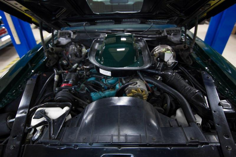 1973 PONTIAC FIREBIRD TRANS AM SUPER DUTY 455 - Engine - 181562