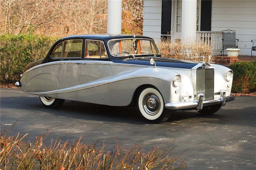 Cars For Sale Las Vegas >> 1955 ROLLS-ROYCE SILVER CLOUD HOOPER LIMOUSINE - 181570