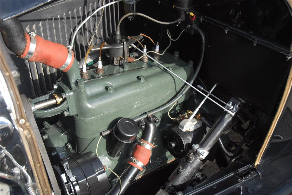 1929 FORD MODEL A ROADSTER - Engine - 181576