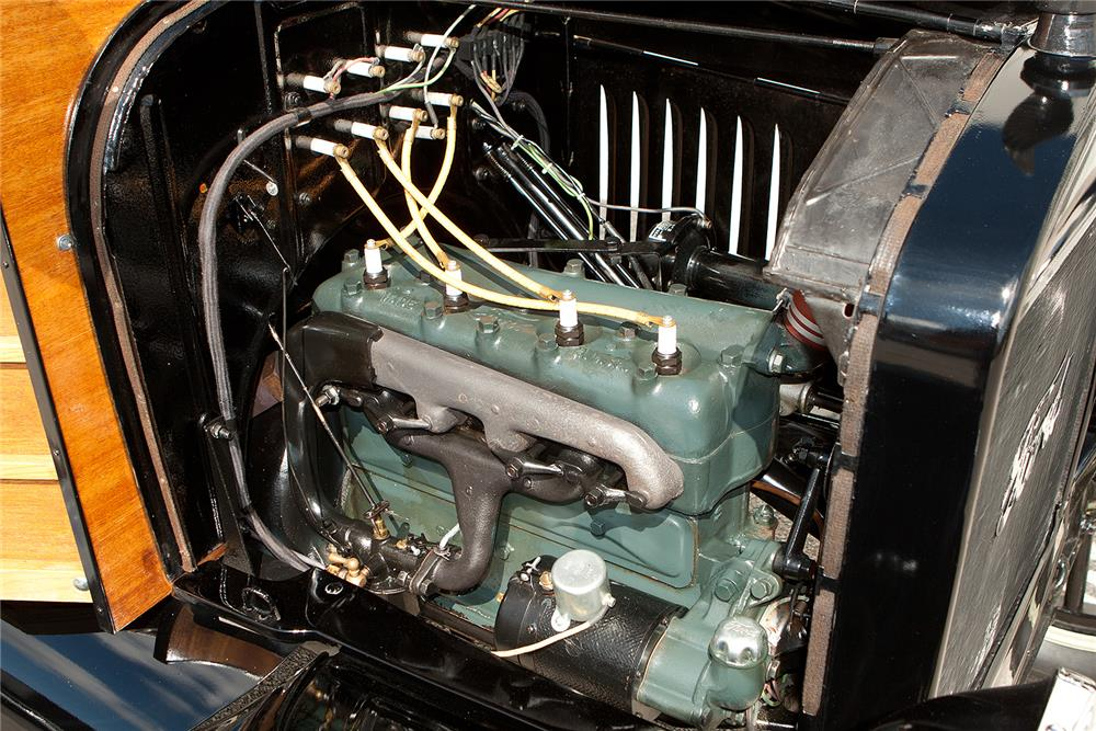 1925 FORD MODEL T DEPOT HACK - Engine - 181577