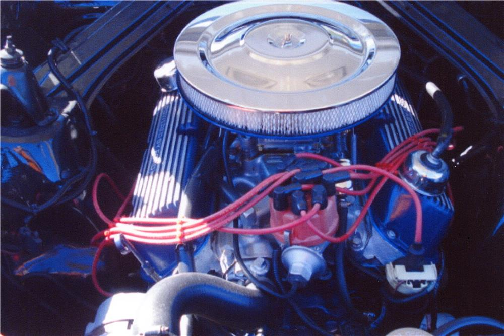 1964 FORD RANCHERO CUSTOM PICKUP - Engine - 181604