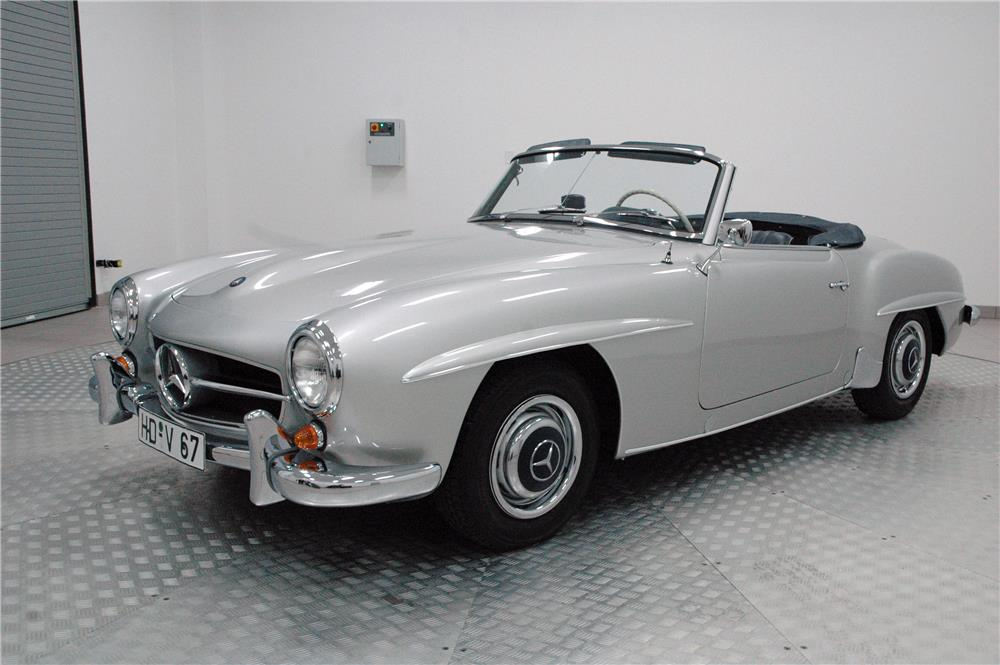 1959 mercedes benz 190sl roadster 181624
