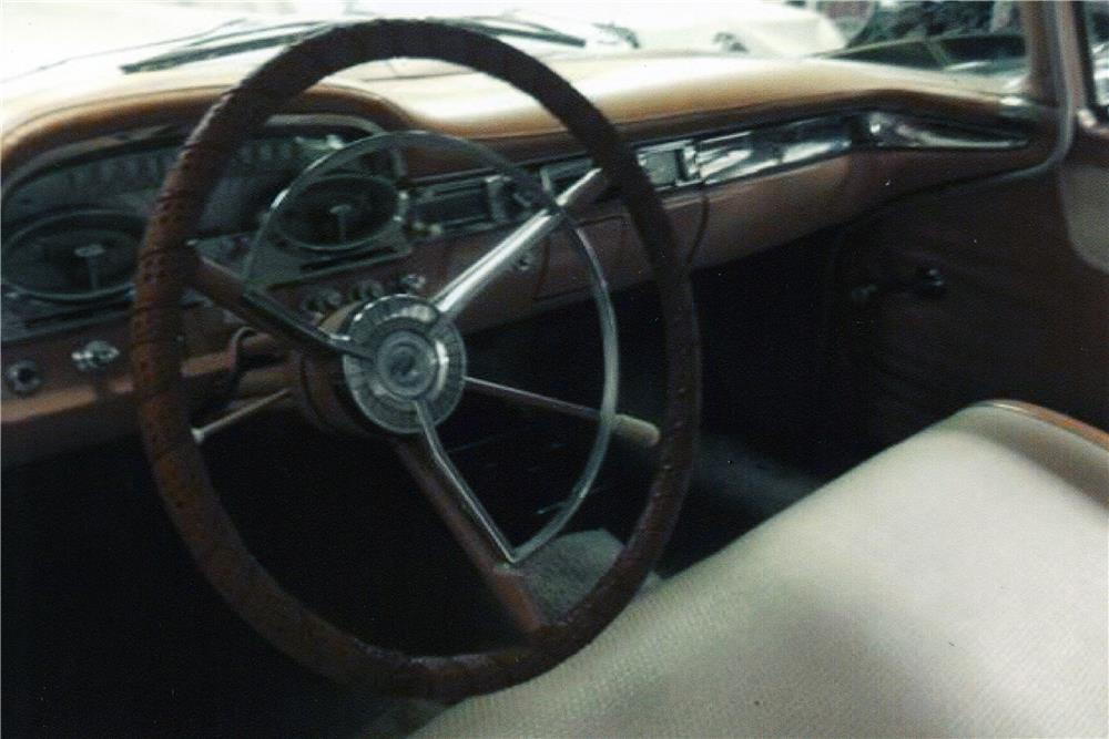1959 EDSEL RANGER 2 DOOR COUPE - Interior - 181661