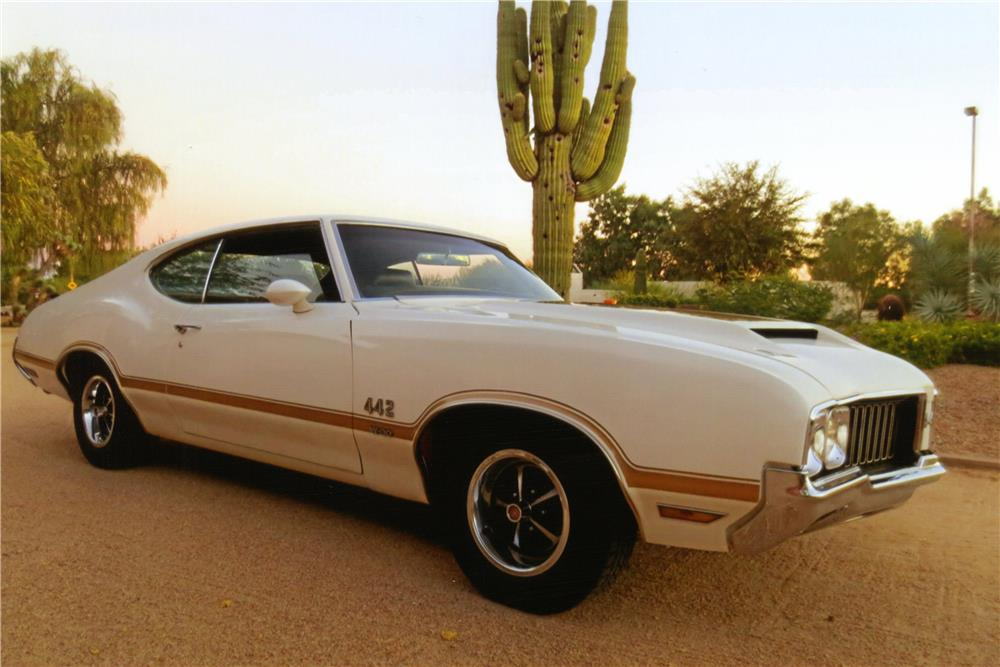 1970 OLDSMOBILE 442 W30 - Front 3/4 - 181671