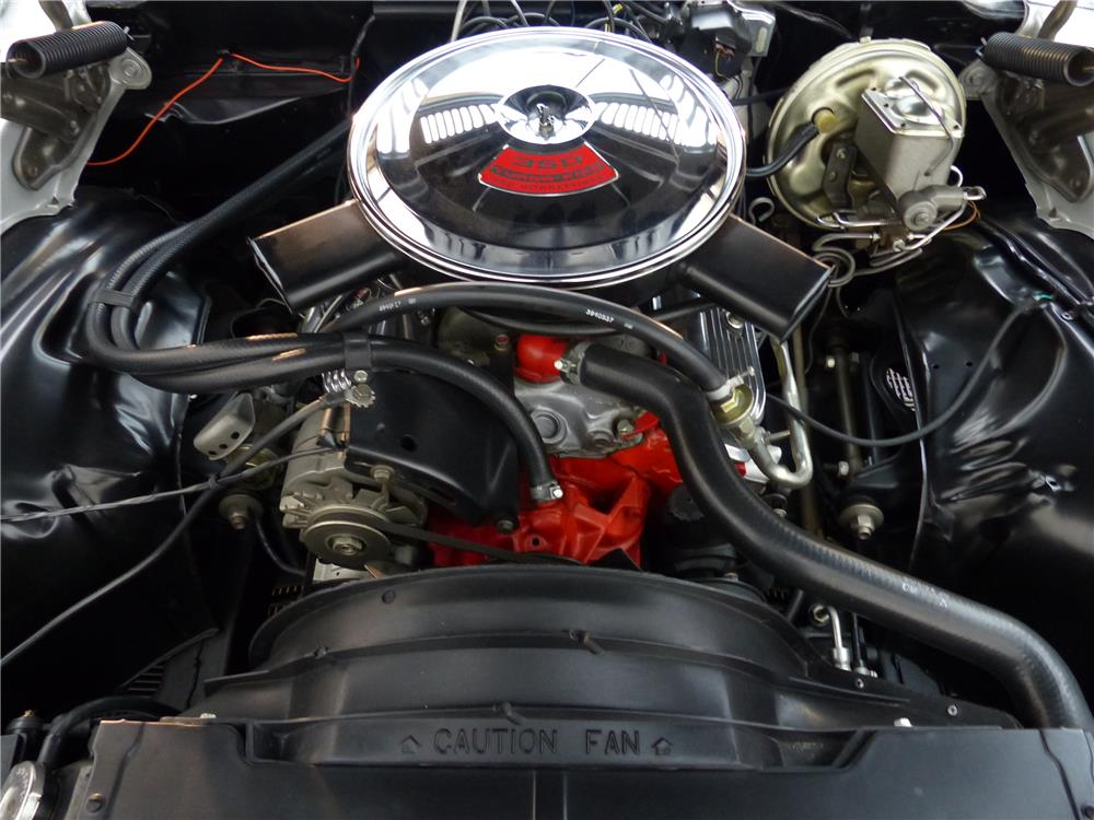 1970 CHEVROLET CAMARO Z/28 RS - Engine - 181676