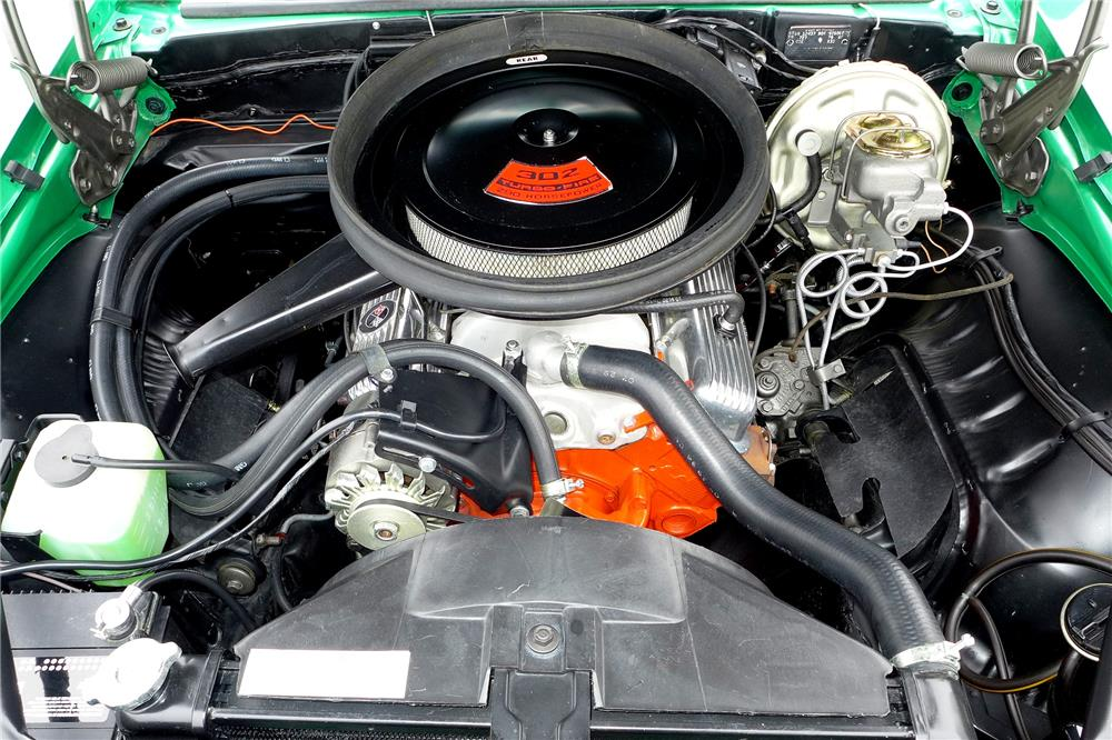 1969 CHEVROLET CAMARO Z/28 - Engine - 181679