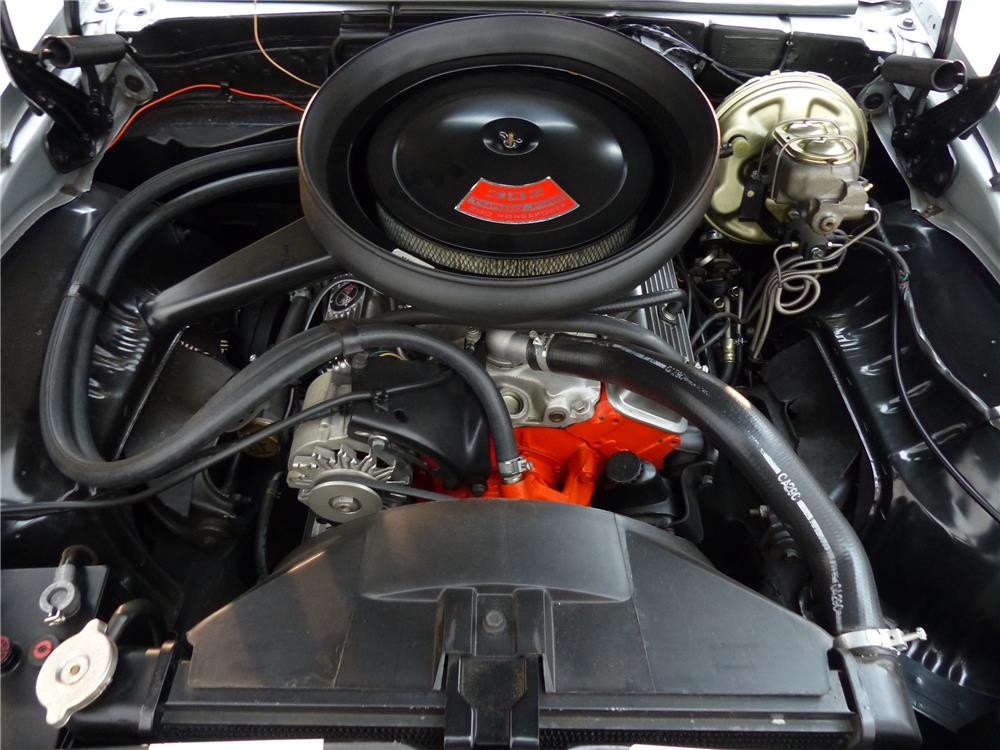 1969 CHEVROLET CAMARO Z/28 - Engine - 181682