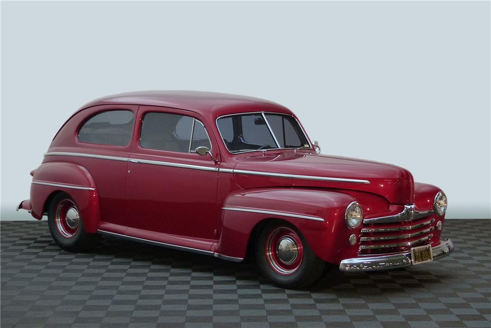 Palm Bay Ford >> 1948 FORD DELUXE CUSTOM COUPE - 181685