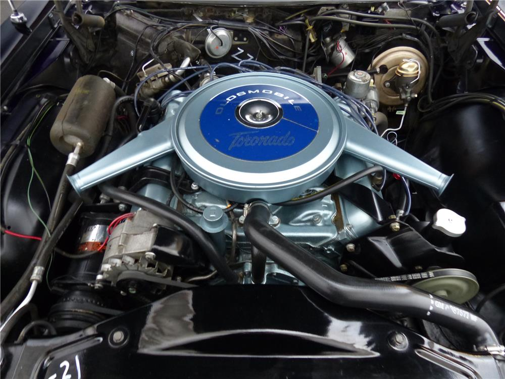 1966 OLDSMOBILE TORONADO - Engine - 181686