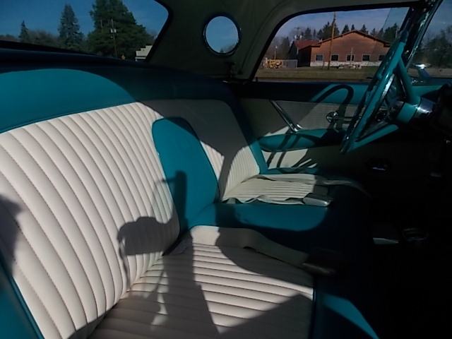 1956 FORD THUNDERBIRD  - Interior - 181698
