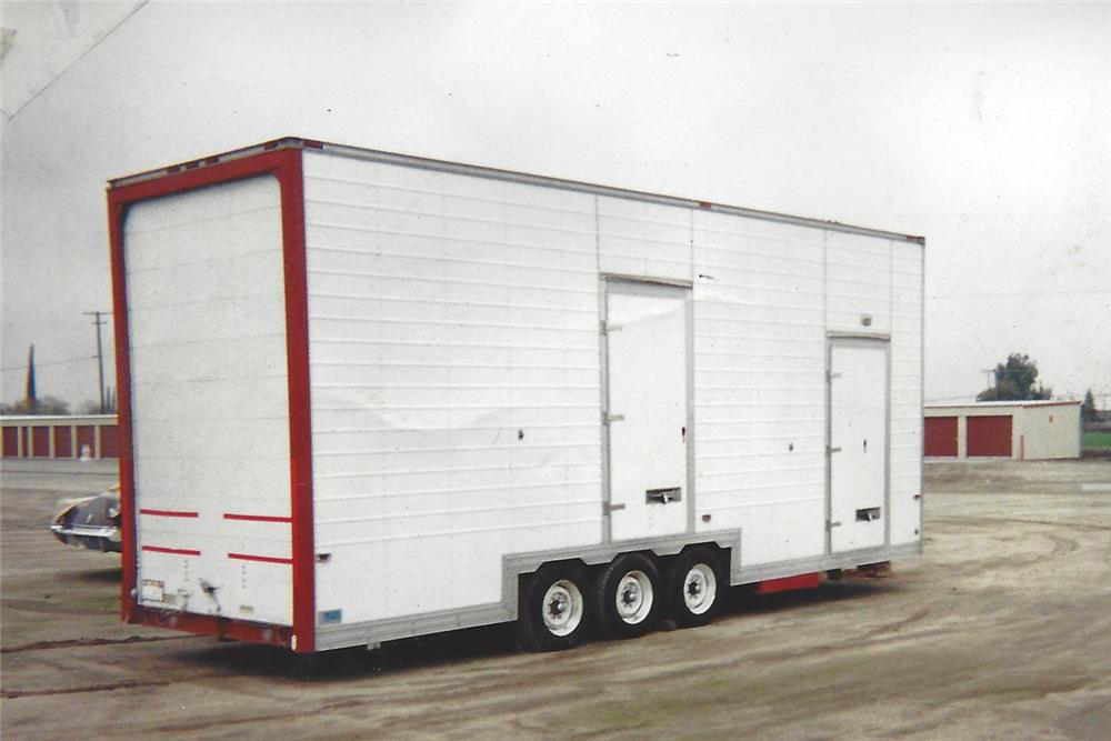 1986 CLASS 3 AXLE TRAILER - Front 3/4 - 181706