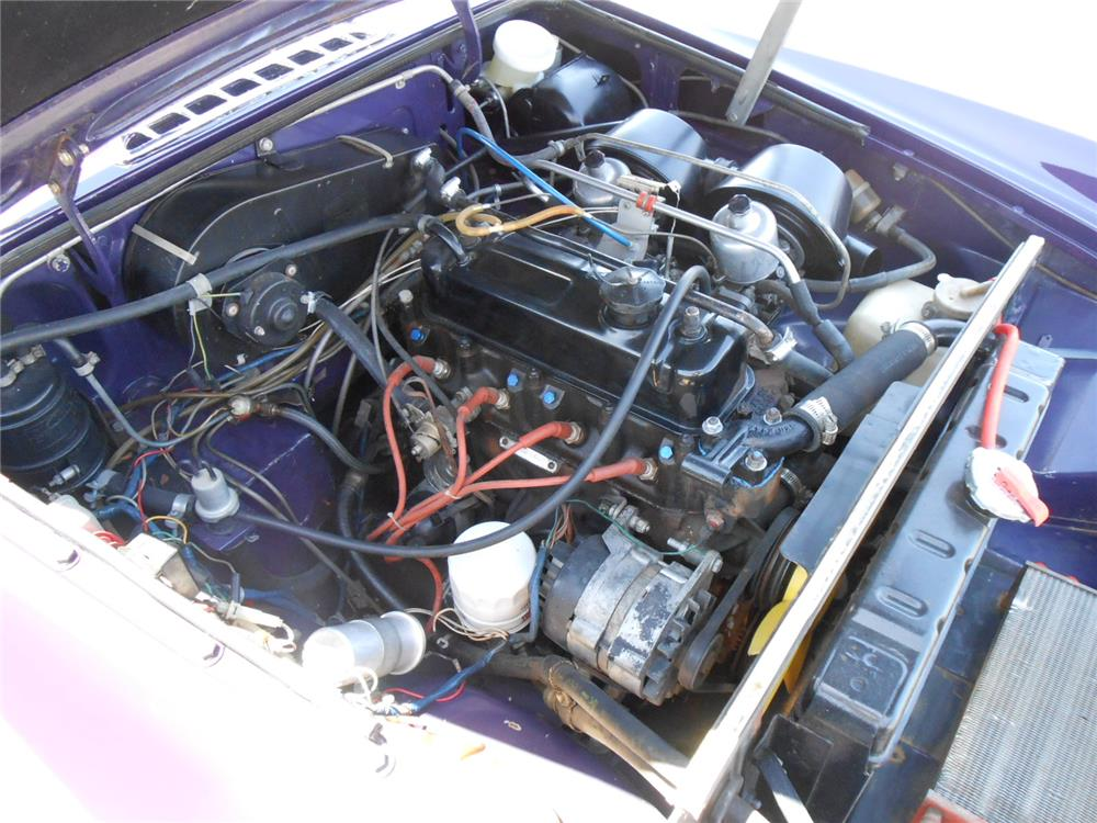 1974 MGB - Engine - 181749