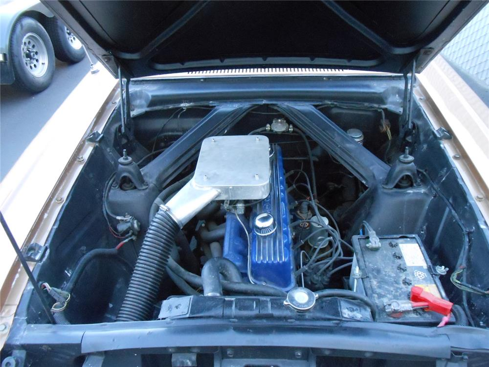 1963 FORD RANCHERO CUSTOM PICKUP - Engine - 181750