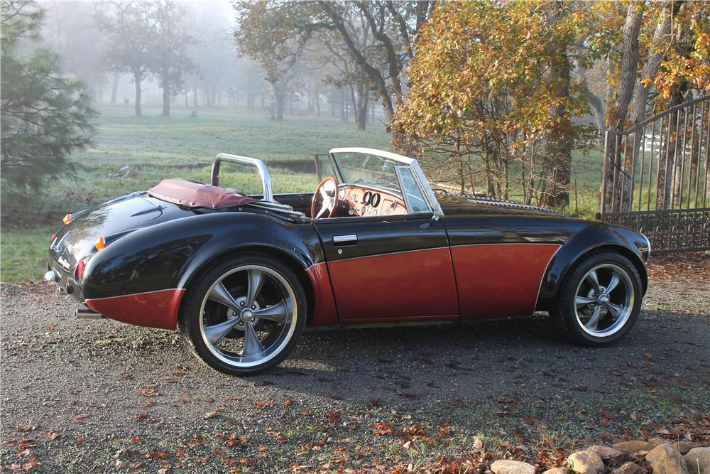 1965 AUSTIN-HEALEY ROADSTER RECREATION - Rear 3/4 - 181767