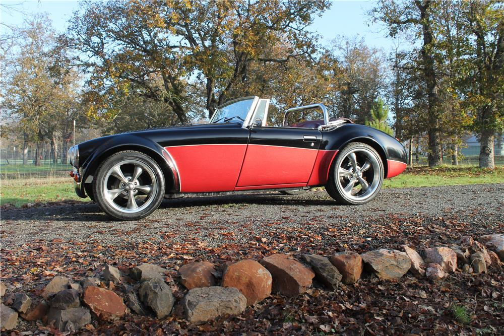 1965 AUSTIN-HEALEY ROADSTER RECREATION - Side Profile - 181767