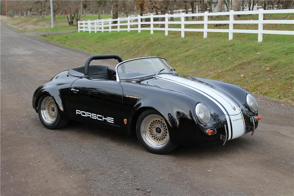 1957 Porsche Speedster Re Creation 181781