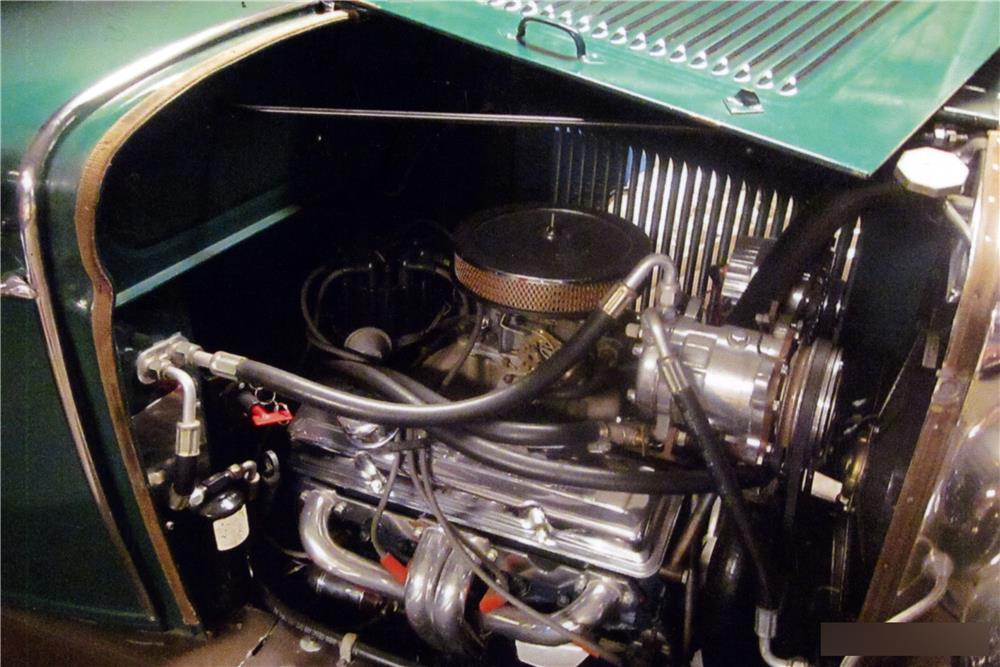 1931 FORD CUSTOM 2 DOOR SEDAN - Engine - 181795