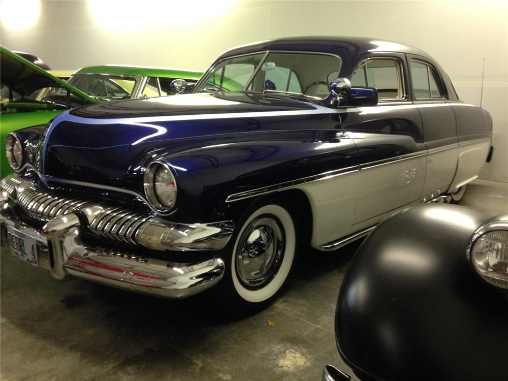 1951 Mercury 4 Door Sedan 181801