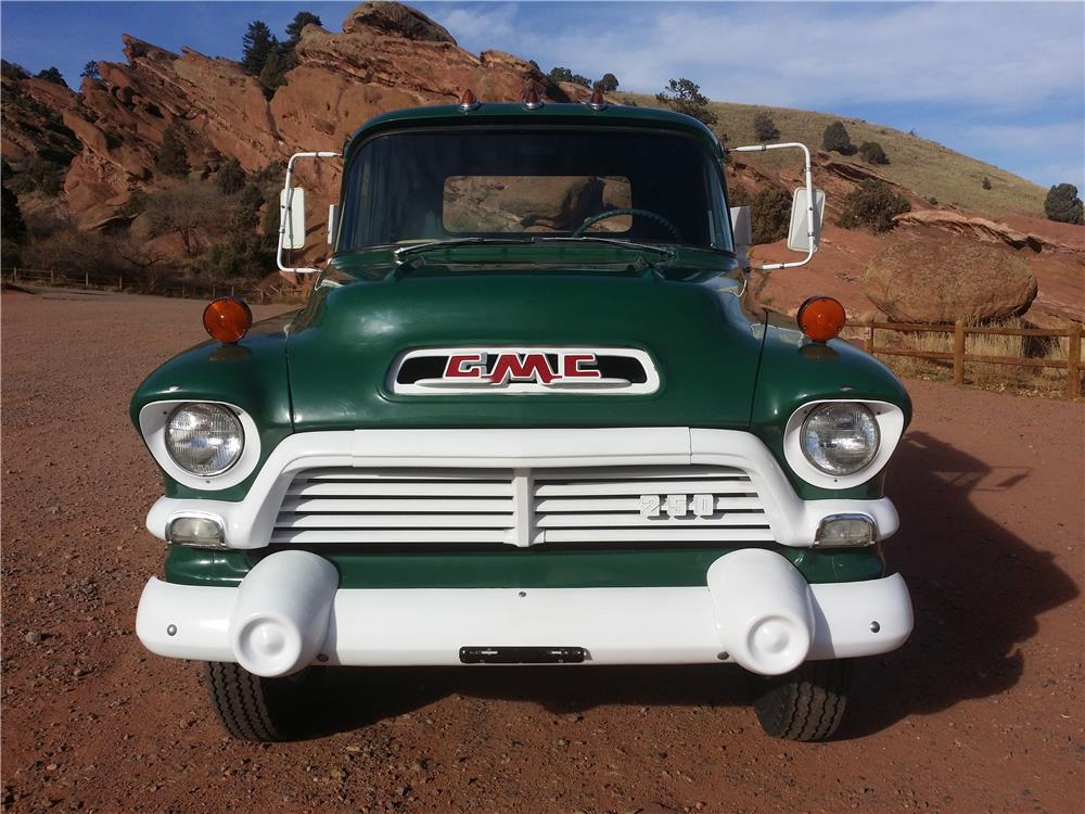 1957 GMC 250 FLATBED PICKUP - Misc 1 - 181816