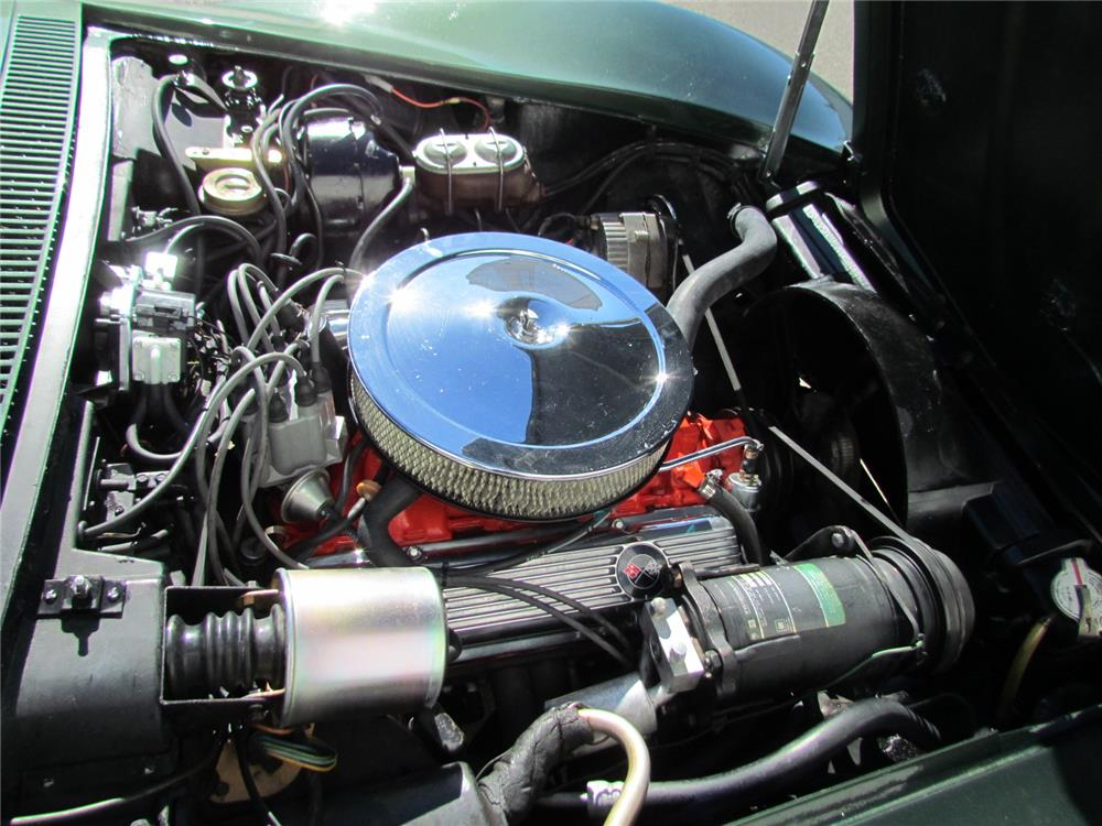 1955 FORD CROWN VICTORIA - Engine - 181844