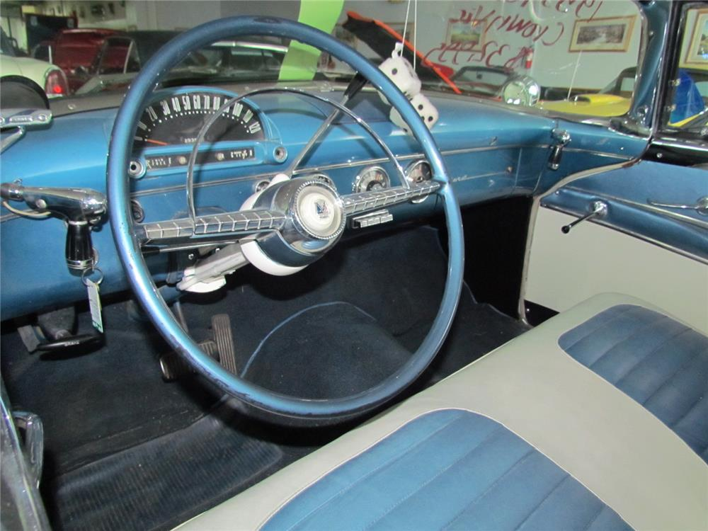 1955 FORD CROWN VICTORIA - Interior - 181844