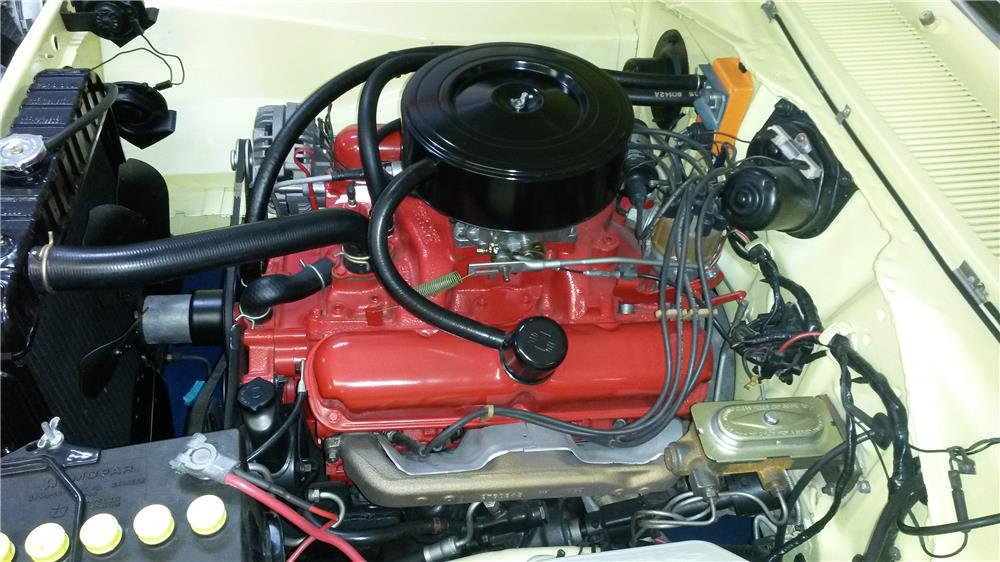 1969 PLYMOUTH BARRACUDA - Engine - 181865