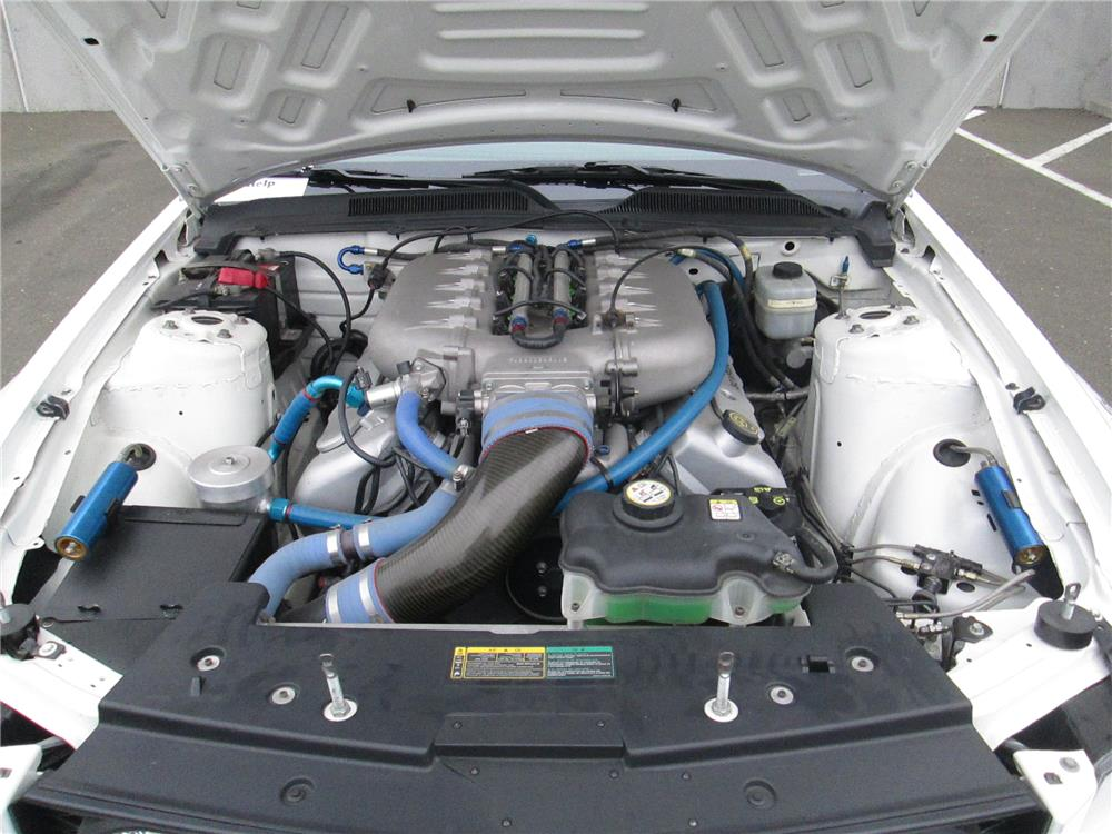 2005 FORD MUSTANG FR500C - Engine - 181872