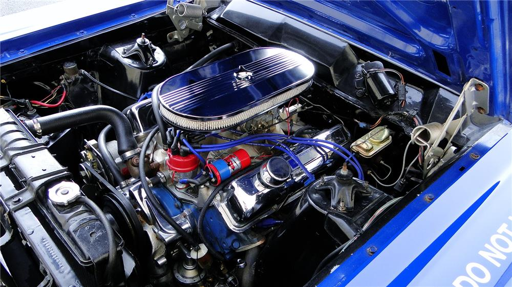 1966 FORD FAIRLANE CUSTOM - Engine - 181875