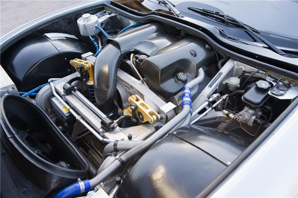 1999 SHELBY SERIES 1 CONVERTIBLE - Engine - 182080