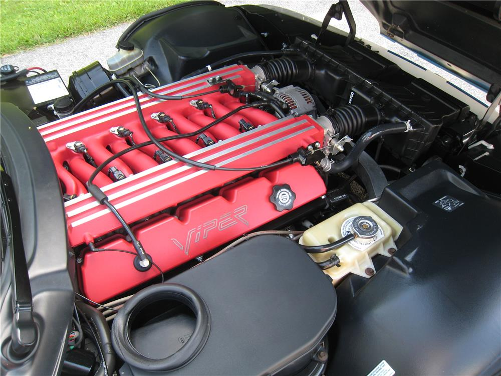 1996 DODGE VIPER RT/10 - Engine - 182128