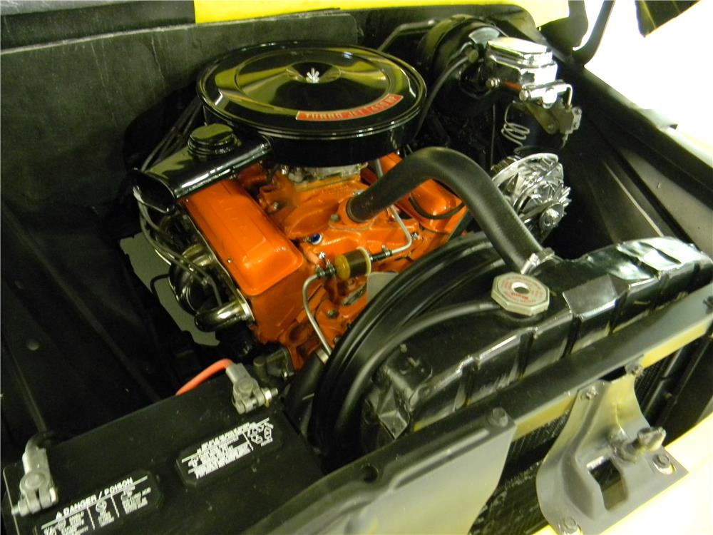1961 CHEVROLET CUSTOM PICKUP - Engine - 182139