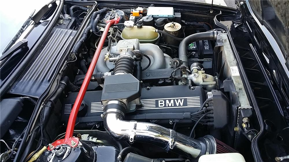 1989 BMW 635 CSI COUPE - Engine - 182177