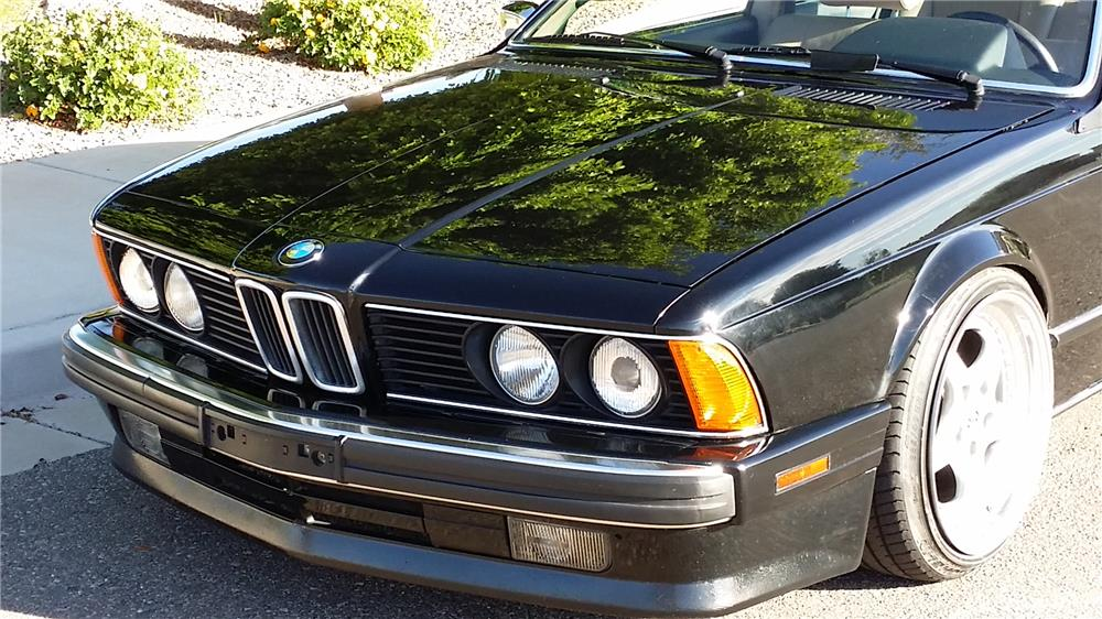 1989 BMW 635 CSI COUPE - Side Profile - 182177