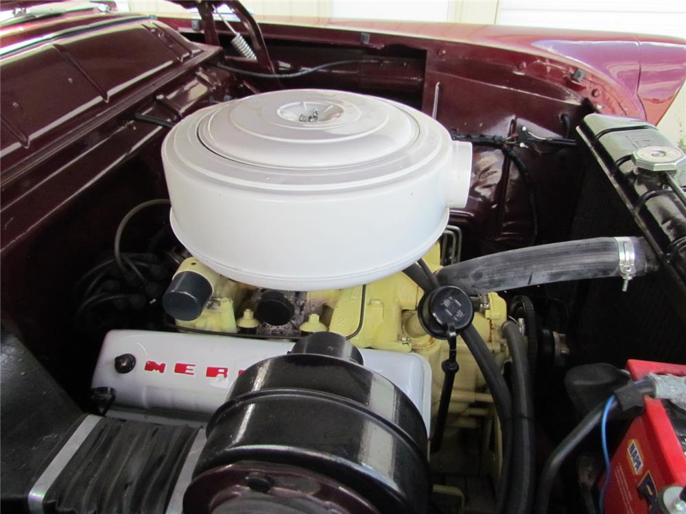 1955 MERCURY MONTEREY - Engine - 182237